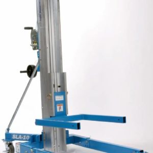 Materiaal lift