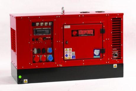 aggregraat diesel europower