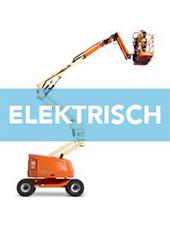Elektrische Knik Telescoop Hoogwerkers